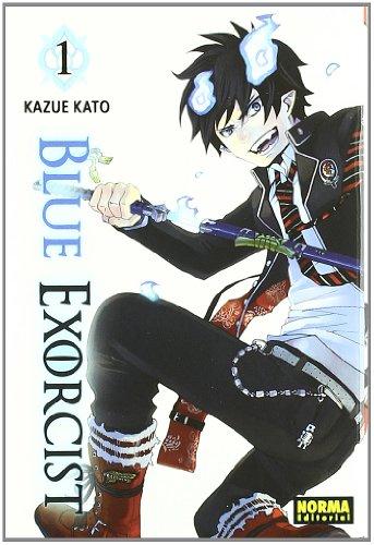 Descargar Libro Blue Exorcist 01 Kazue Kato