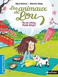 Les animax de Lou : Tu es chou, Petit Chat ! par Mymi Doinet