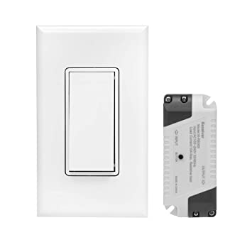 Festnight Wireless Wall Light Switch Kit 3 Way Rf 433 Amazon In Electronics