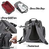Premium Diaper Backpack Bag - Baby Bag with