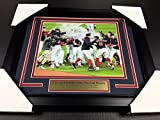 2017 CLEVELAND INDIANS NEW MLB RECORD 22 WINS STRAIGHT FRAMED 8X10 TEAM PHOTO