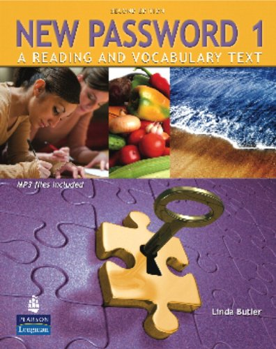 Vocabulary Text - New Password 1: A Reading and Vocabulary Text (with MP3 Audio CD-ROM)