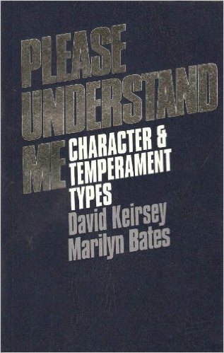 (Please Understand Me : Character and Temperament Types)