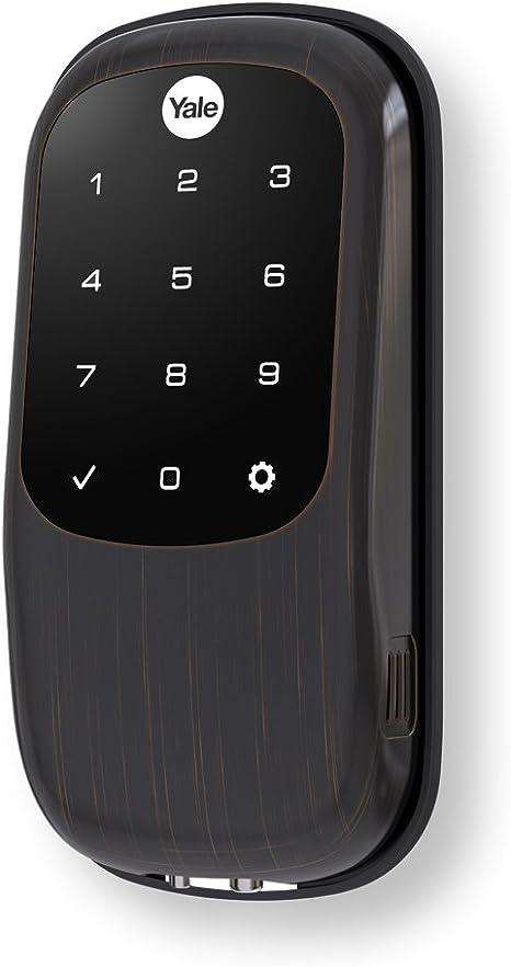 RFID PIN CODE BR Refurbished Yale Keyless Connected Smart Door Lock