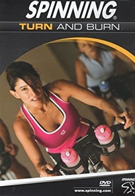 Spinning Turn and Burn DVD: Amazon.es: Deportes y aire libre