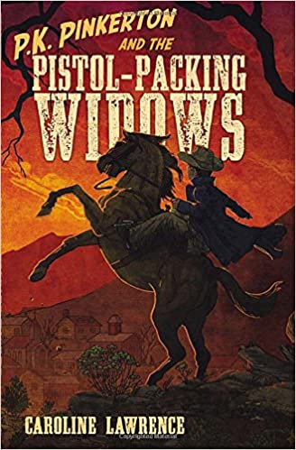 Descargar Libros Gratis Ebook P.k. Pinkerton And The Pistol-packing Widows Como PDF
