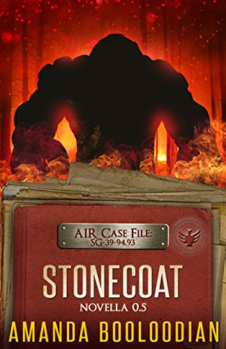Stonecoat: Novella 0.5 (AIR Case Files)