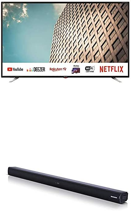 Sharp 40BG3E - Smart TV FHD de 40
