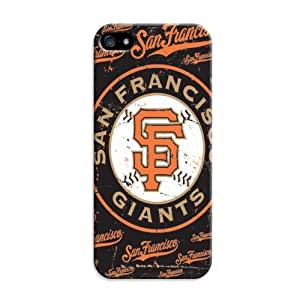 iphone 5s Protective Case, In A Class By Oneself Baseball iphone 5s Case/San Francisco Giants Designed iphone 5s Hard Case/Mlb Hard Case Cover Skin for iphone 5s