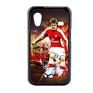 Quilted Phone Cases For Kids For Ace S5830 Galaxy Print With Aaron Ramsey Choose Design 5