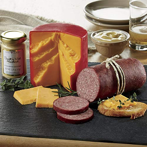 Cheddar & Beef Combo from Wisconsin Cheeseman