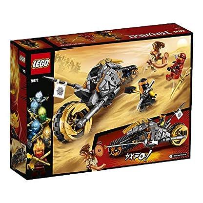 LegoNinjago70672 Coles Offroad-Bike, Bauset 7