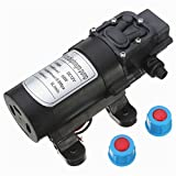 Electrical Gadgets & Tools - DC 24V 60W 5L/Min Motor High Pressure Micro Diaphragm Water Self Priming Pump