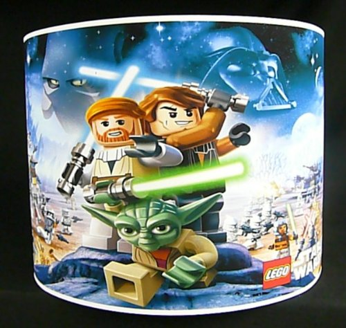 10 inch ceiling drum lego star wars lampshade amazon co uk lighting