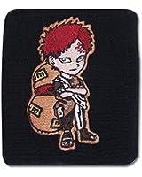 Naruto Men's Gaara Anime Wristband