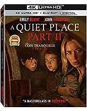 A Quiet Place Part II [4K UHD + Blu-ray + Digital]