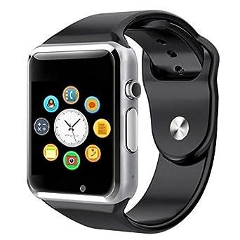 SmartWatch A1 Reloj multifunción de Pulsera teléfono Bluetooth SIM ...
