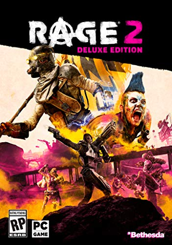 Rage 2 Deluxe Edition - [Online Game Code] (Wall Crys)