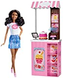 Barbie Careers Bakery Shop Playset with African-American Doll