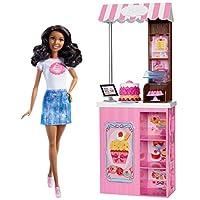 Barbie Careers Bakery Shop Doll...