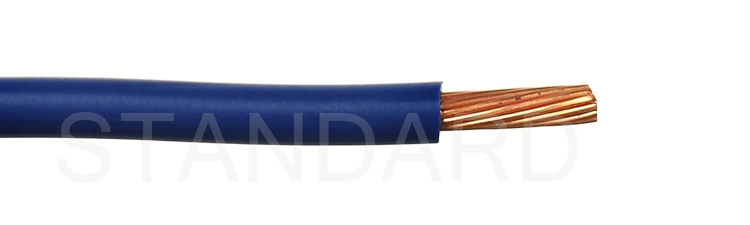 8 GA. PRIMARY WIRE - BLUE STANDARD MOTOR PRODUCTS