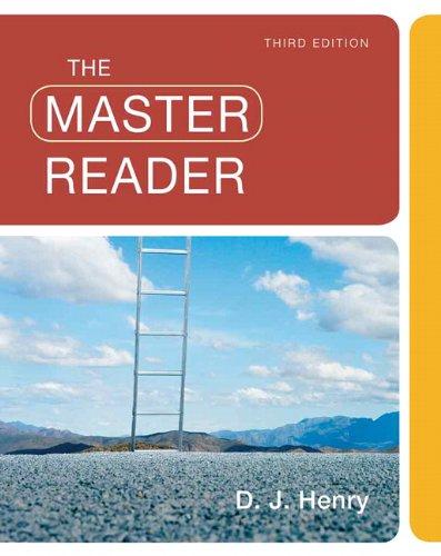 The Master Reader (3rd Edition)