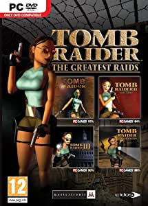 Tomb Raider: The Greatest Raids (PC DVD) [Importación inglesa]