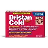 Dristan Cold Multi-Symptom Tablets 20 Count per Box (2 Pack)