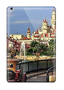 New Style Tpu Shockproof/dirt-proof Singapore Universal Studios Cover Case For Ipad(Mini 2)