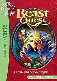 Beast quest, tome 21 : Le chaudron magique par Adam Blade