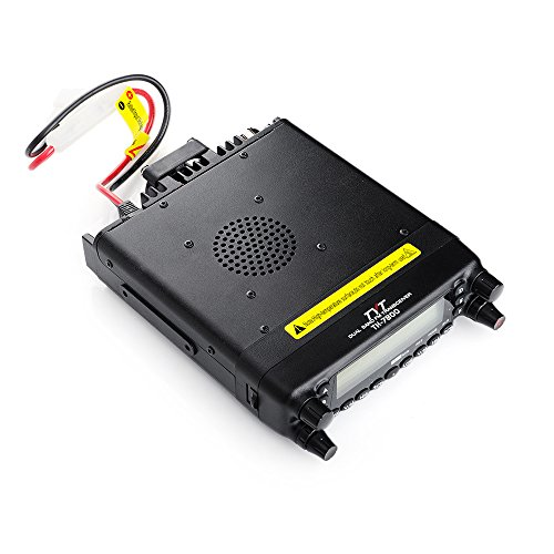 TYT TH-7800 50W Dual Band Dual Display Repeater Car Truck Ham Radio by TYT (Image #3)