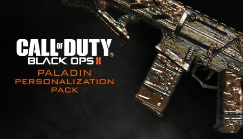 Call of Duty: Black Ops II Paladin MP Personalization Pack [Online Game - Black Ops Amazon