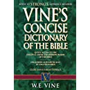 Vine's Concise Dictionary of the Bible