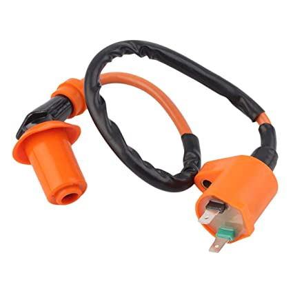 amazon com: performance ignition coil arctic cat for gy6 50cc 125cc 150cc  250cc scooter moped scooter atv go kart: automotive
