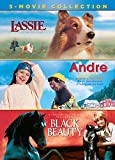 Lassie/ Andre/ Black Beauty - 3-Movie Collection