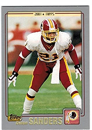 cheap for discount 45913 73bda Amazon.com: 2001 Topps Washington Redskins Team Set with ...