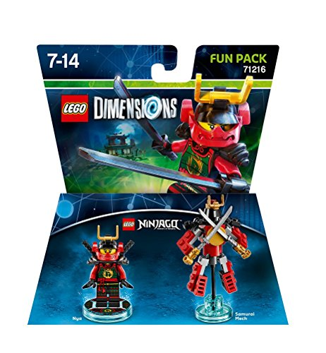 LEGO Dimensions: Fun Pack - Ninjago Nya