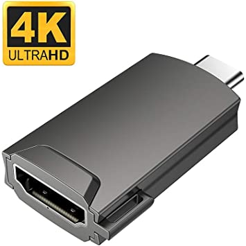 Adaptador USB C a HDMI, Convertidor USB Tipo C a 4K HDMI para ...