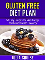 Gluten Free Diet Plan Front Cover