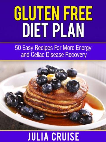 Gluten Free Diet Plan Front Cover