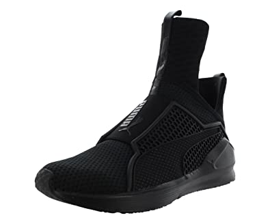 the best attitude 7eb60 69297 PUMA FENTY TRAINER WNS X RIHANNA BLACK 189695 01