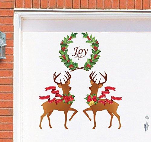 garage door magnets decoration - 9