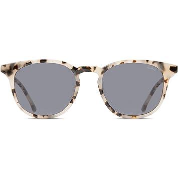 KOMONO Mujer Gafas de Sol Beaumont, Acetate Ivory Demi ...