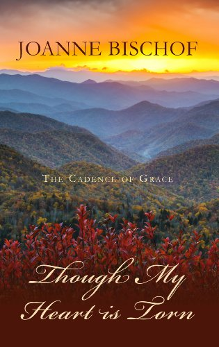 book cover of Though My Heart Is Torn