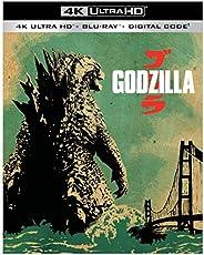 Godzilla (4K Ultra HD + Blu-ray + Digital) (4K Ultra HD)