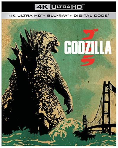 Amazon.com: Godzilla (4K Ultra HD + Blu-ray + Digital) (4K Ultra HD): Patricia Whitcher, Thomas Tull, Alex Garcia, Jon Jashni, Yoshimitsu Banno, Mary Parent, Kenji Okuhira, Brian Rogers, Gareth Edwards, Aaron Taylor-Johnson,