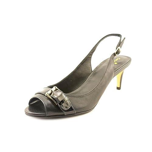 12dfe4292dd Cole Haan Air Judy.OT.Sling.55 Mujer Piel Tacones Zapatos  Amazon.es   Zapatos y complementos
