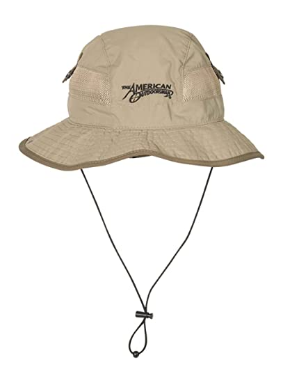 03930dee9b2 American Outdoorsman Taslon UV Bucket Hat at Amazon Men s Clothing store
