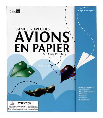 S'Amuser Avec des Avion en Papier (Boites Amusantes) (French Edition) PDF