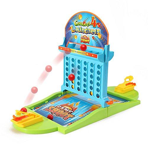 ボードゲーム バスケゲーム セット シューティングゲーム 2人対戦 子供 キッズ用 アクショントイ 知育玩具